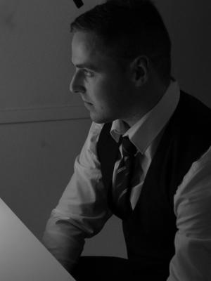 2018 Film Noir Modelling Shoot · By: Agne Stra