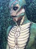 2018 Snakeman · By: Faina Rudshteyn