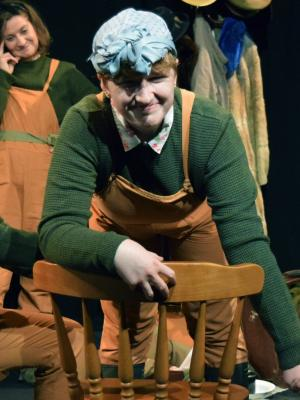 2018 Poppy, Lilies on the Land, Tread the Boards Theatre Company · By: Elliott Wallace