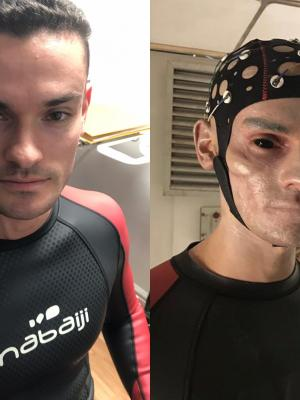 Cyborg makeup for NASA: The Unexplained files