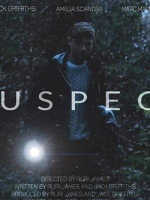 Suspect promo poster