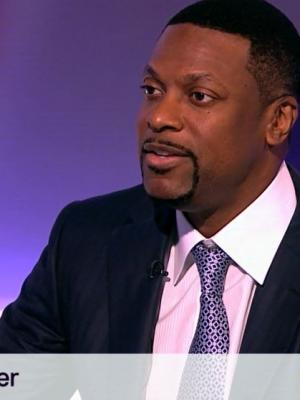 Chris Tucker Interview