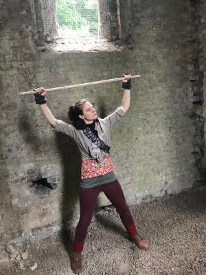 2018 As Long Joan in 'Robin Hood' · By: Yazmin Belo