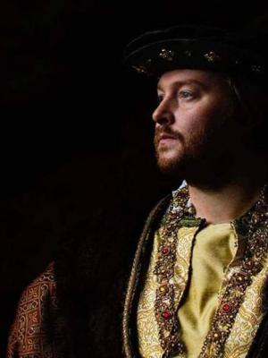 2018 Ben Andrew as Henry VIII · By: Ashleigh Cadet