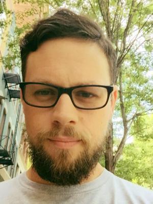 Corey Tobin, Automation Technician