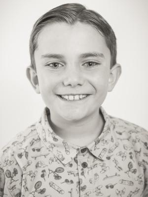 Isaac Williams, Child Actor