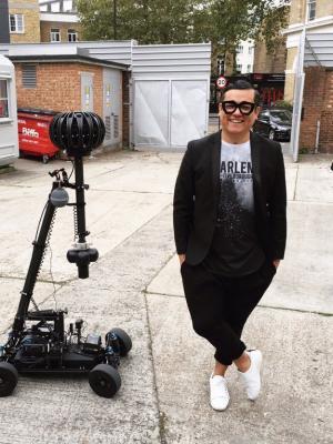 360 VR directing training