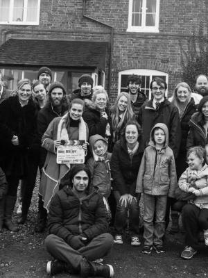 2017 Cast and Crew - The Silent Child · By: Alex Fine