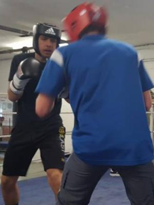 2018 Boxing · By: Jamie kennady