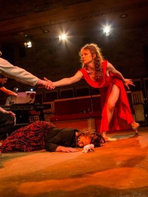 Carmen- Tara Theatre, London