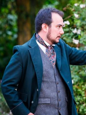 2018 As Orsino, Twelfth Night, Cambridge Shakespeare Festival 2018 · By: Mike Harris