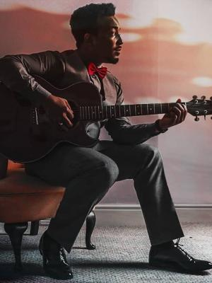 2018 Playing the Guitar · By: Adam Regan