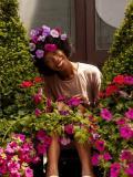2019 Flower power · By: Wendy Bernal