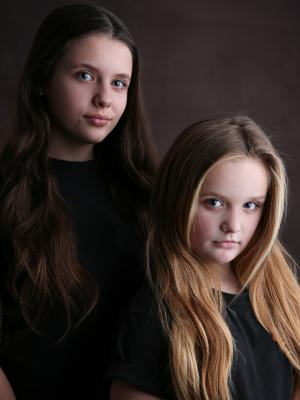 2019 Molly and Megan Holgate · By: Jodie Donovan