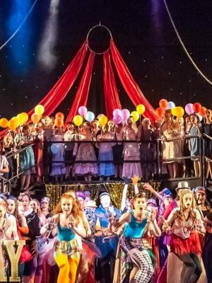 Broadway Showtunes 2018 as Designer · By: Eliot Walker