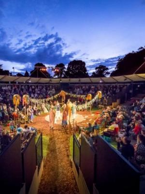 Storyhouse Open Air Theatre · By: Helen Lainsbury