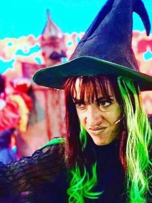 2017 Wicked Woman of the West in 'The Wonderful World of Oz' for S4K International Ltd (UAE Tour) · By: Andrew Dixon