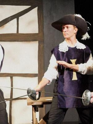 2017 The Three Musketeers - Baroque Theatre · By: Kellie Colby