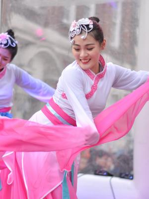 Chinese Dance Costume