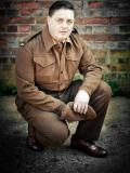 2014 1940s Shoot for WWII Show · By: David James