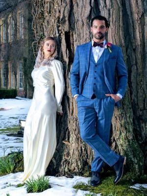 2019 Zebel Bespoke Suits, wedding shoot · By: Mike Alsford