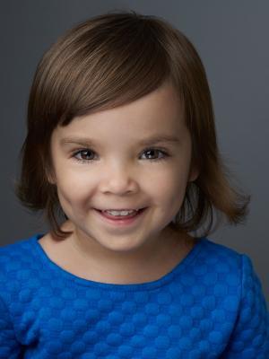 2019 Little sister Isabelle. age 2 · By: Lisa Visser