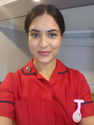 2019 Charge Nurse from The Bay · By: Leah Baskaran