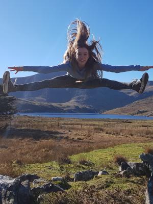 2019 Jump · By: Gemma Banton
