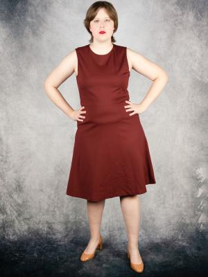 2019 Red Dress (full length) · By: Joseph Leeder