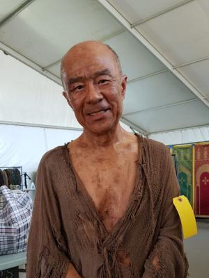 Mongolian peasant leader