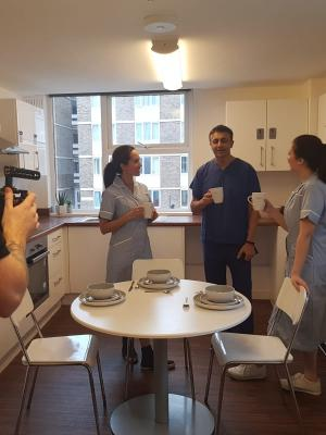 2019 NHS shot- surgeon · By: Steven Bell