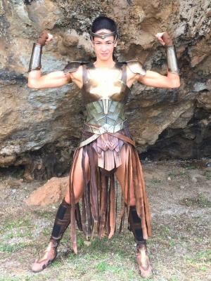 Amazonian Warrior- Wonderwoman film