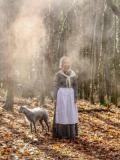 2019 Ella Greenwood as GRACE GRIMSTON, in BEFORE NIGHTFALL, 2019 · By: Caleb Johnston
