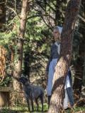 2019 Ella Greenwood as GRACE GRIMSTON, in BEFORE NIGHTFALL, 2019 · By: Sam Birmingham