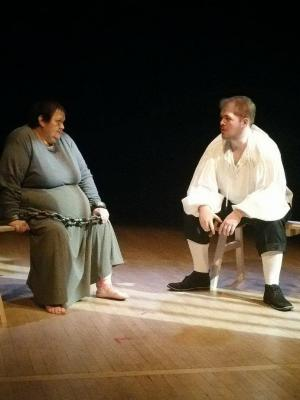 The Crucible - production still