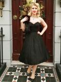 2019 Ria Fend - 50's Glamour · By: Ria Fend