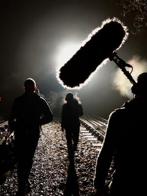 2019 BTS on the production of Mouse (Rail Way) · By: Ben Starkin