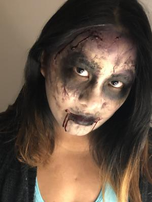 2019 Living Dead Girl · By: Alix Plancher