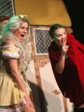 2019 As Goldilocks in HANSEL AND GRETEL at The Market Theatre · By: Glyn Doggett