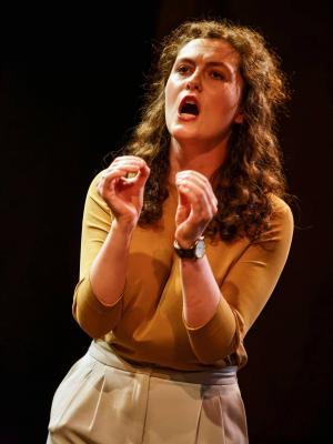 Bernadette in 'Lemons, Lemons, Lemons, Lemons, Lemons' at The Wardrobe Theatre