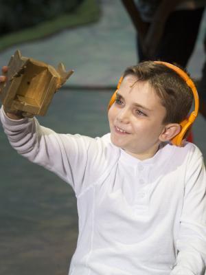 Isaac Williams as Young Joseph