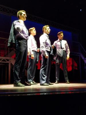 Jersey Boys · By: NCL Photography