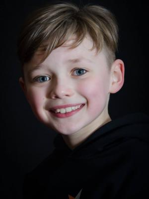 2019 Headshot for production of 'Oliver!' · By: Starstruck Theatre Company