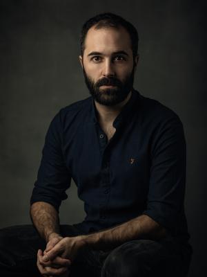 2019 Portrait · By: John Sherringham
