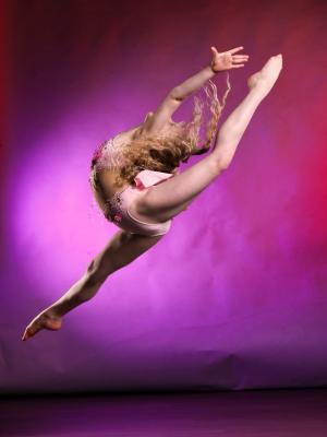 2019 Dance leap · By: Helen Rose