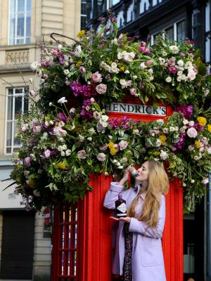 2019 Hendrick's Midsummer Solstice Campaign · By: VJT Photography
