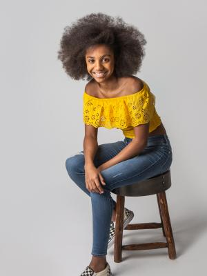 2019 Miss Cian  East-Sharpe · By: Tosh