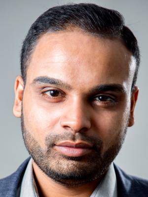 2019 Amer Patel Headshot 9 · By: Israr Azam