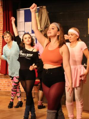 """2019 """"Stepping Out"""" · By: Pinner Players Theatre Company"""