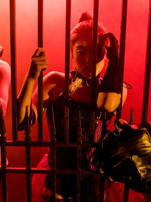 Still from 'Court Jester' Music Video